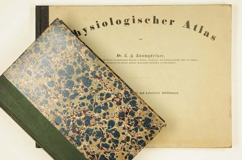 Baumgärtner, Karl Heinrich Lehrbuch der Physiologie. + ...