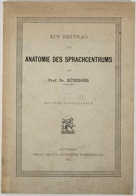 Schwalbe, Ernst Allgemeine Missbildungen (Teratologie). Eine ...